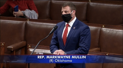 Mullin Bill to Prevent Tribal Scams Passes House