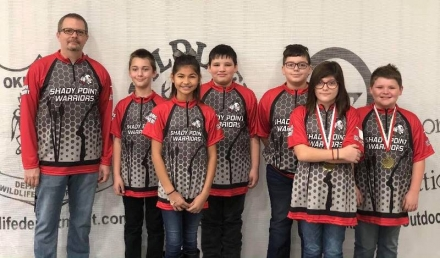 Shady Point Archery Wins Pre-Season Tournament
