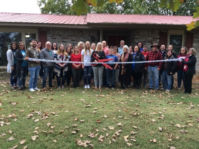 Local Ministry Joins Poteau Chamber of Commerce