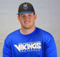 CASC's Jacob Savage Named NJCAA Region II Division II Pitcher of the Week