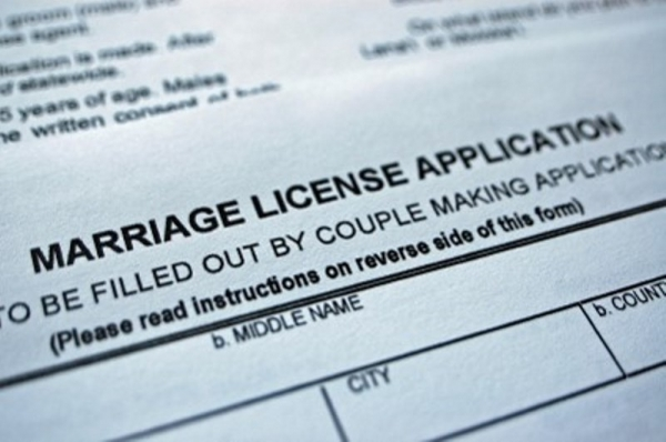 Marriage Licenses February 3-7, 2020